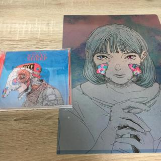 SONY - STRAY SHEEP CDアルバム 初回特典のクリアファイル付き