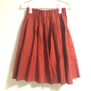 カスタネ(Kastane)のKastane フレアスカート 膝丈スカート(ひざ丈スカート)