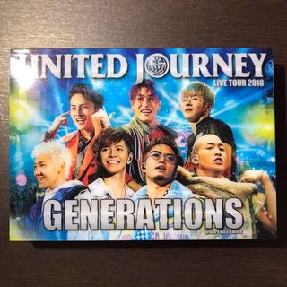 ジェネレーションズ(GENERATIONS)のGENERATIONS LIVEDVD (ミュージック)