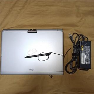フジツウ(富士通)のFujitsu Lifebook T732/F 可変ディスプレイ(ノートPC)