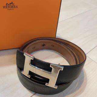 エルメス(Hermes)のエルメス コンスタンス  ベルト ブラック 95(ベルト)