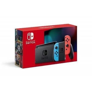 ニンテンドースイッチ(Nintendo Switch)の即支払い限定 ニンテンドースイッチ 本体 ネオン(家庭用ゲーム機本体)