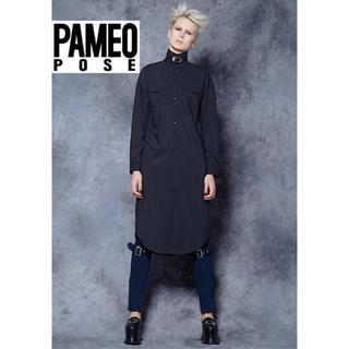 PAMEO POSE - 【パメオポーズ】LONG SHIRT FOR PUNKS【FREEサイズ】