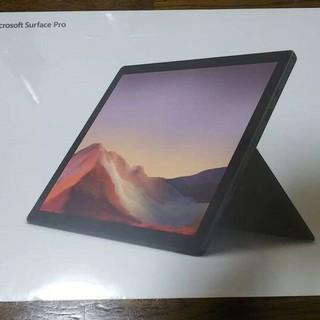 Microsoft - ◆新品未開封◆ Surface Pro 7 VNX-00027  ブラック