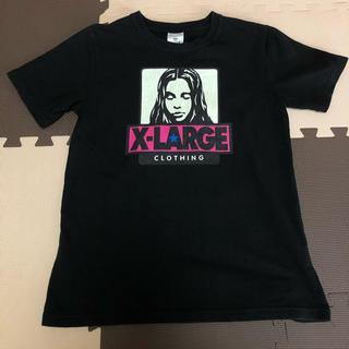 エックスガール(X-girl)のXgirl XlargeコラボTシャツ(Tシャツ(半袖/袖なし))