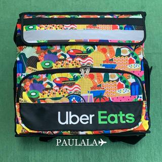 ◆アメリカ限定◆Uber Eats 配送 保冷バッグ★リュック★melanie