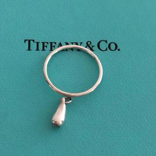 Tiffany & Co. - ティファニー ティアードロップ リング