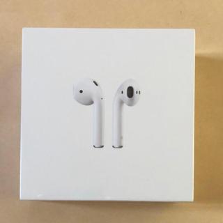Apple - 新品 未開封 アップル Air Pods 2世代 MV7N2J/A