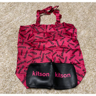 キットソン(KITSON)のKitson 折り畳み エコバック(エコバッグ)