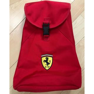 フェラーリ(Ferrari)のFerrari/フェラーリ デイパック(バッグパック/リュック)