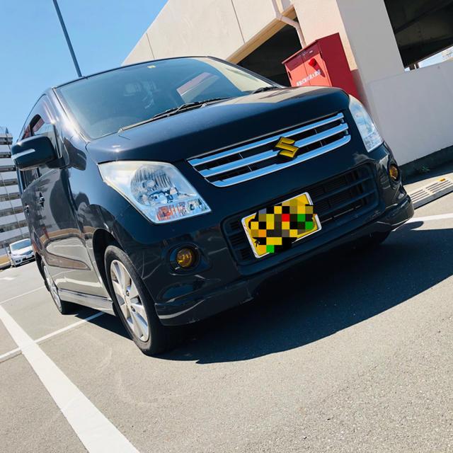 スズキ(スズキ)のワゴンR FXリミテッド 自動車/バイクの自動車(車体)の商品写真