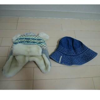 ブリーズ(BREEZE)のBREEZE babyGap 帽子 男の子 52㎝ 2歳 女の子(帽子)