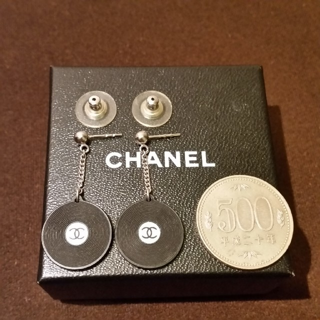 CHANEL(シャネル)の綺麗、ピアス、希少品 レディースのアクセサリー(ピアス)の商品写真