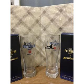 サントリー(サントリー)のプレミアムモルツ×イチローのグラス(グラス/カップ)