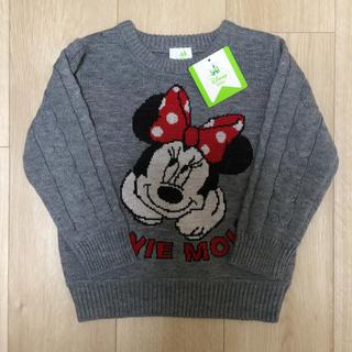 ディズニー(Disney)のミニー セーター ニット 95 新品(ニット)