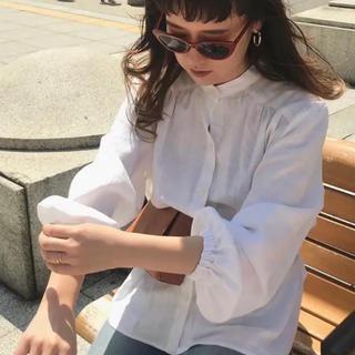 SLY - SLY スタンドカラーシャツ