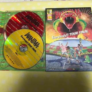 WANIMA - Everybody!! TOUR FINAL DVD