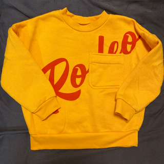 ロデオクラウンズ(RODEO CROWNS)のロデオクラウン スウェット sサイズ(Tシャツ/カットソー)
