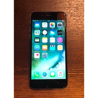 Apple - Apple iPhone6 スペースグレイ 64GB