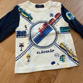 kladskap - 未使用。 クレードスコープ 長袖カットソー ロンT