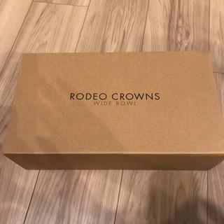 ロデオクラウンズワイドボウル(RODEO CROWNS WIDE BOWL)のヒール(ハイヒール/パンプス)