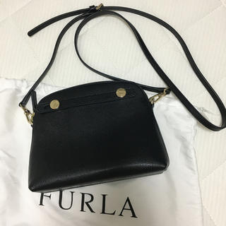 Furla - FURLAのパイパーミニ 黒