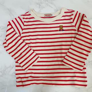 ミキハウス(mikihouse)のミキハウス 100 長袖 トップス(Tシャツ/カットソー)