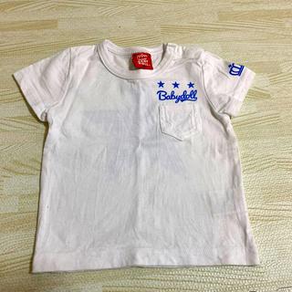 ベビードール(BABYDOLL)のbaby doll サイズ80 未使用(Tシャツ)