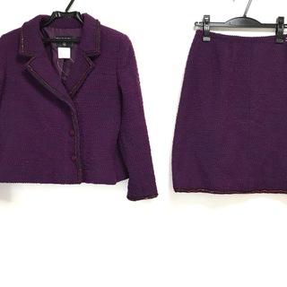 シャネル(CHANEL)のシャネル スカートスーツ サイズ40 M(スーツ)
