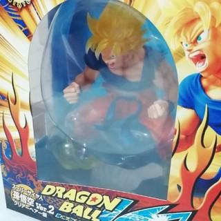 ドラゴンボール(ドラゴンボール)のドラゴンボール 超像Art Ver2 クリアーヘアー 孫悟空 フィギュア 未開封(その他)