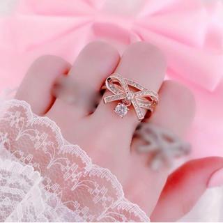 evelyn - ⑨モカトーキョー ケイティ リング 指輪