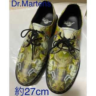 Dr.Martens - ドクターマーチン 絵画 革靴 約27cm