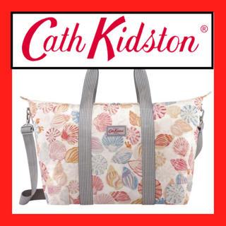 キャスキッドソン(Cath Kidston)のCath Kidston キャスキッドソン 貝殻 ボストンバッグ レディース(トートバッグ)