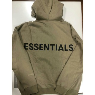 FEAR OF GOD - FOG Essentials パーカー Tan