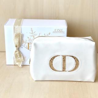 Dior - 【新品】Dior コスメポーチ 化粧ポーチ ノベルティ 限定