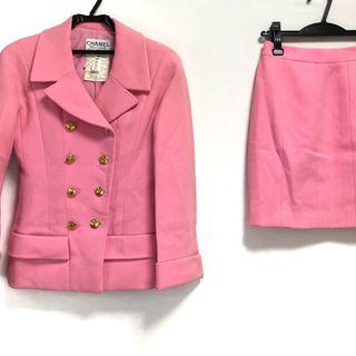 シャネル(CHANEL)のシャネル スカートスーツ サイズ34 S 20073(スーツ)