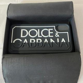 ドルチェアンドガッバーナ(DOLCE&GABBANA)の⭐️最安値⭐️ ドルチェ&ガッバーナ ドルガバ iPhoneケース xs(iPhoneケース)