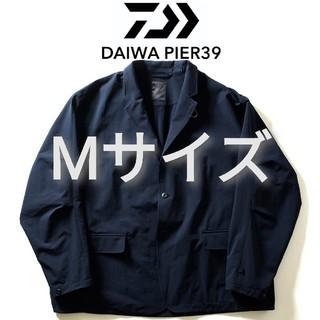ワンエルディーケーセレクト(1LDK SELECT)の新品■DAIWA PIER39 ルーズストレッチジャケット M ネイビー(テーラードジャケット)