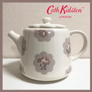 キャスキッドソン(Cath Kidston)のティーポット フレストンローズ キャスキッドソン(グラス/カップ)