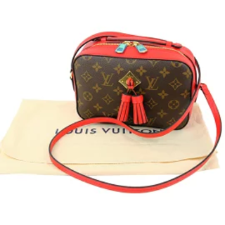 LOUIS VUITTON - LV ロゴ 斜め掛けショルダーバッグ クロスボディバッグ ハンドバッグ ミニ 女