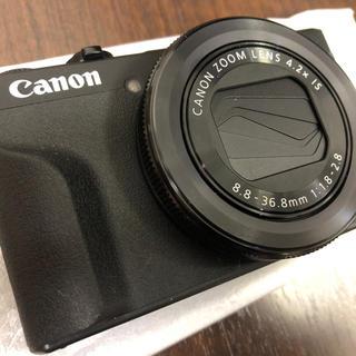Canon - 【ほぼ新品】Canon G7X mark3