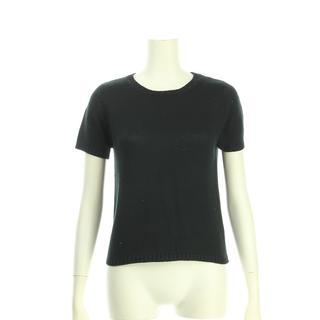 マックスマーラ(Max Mara)のマックスマーラ 半袖セーター サイズS美品 (ニット/セーター)