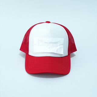 DOGS cap red kohh(キャップ)