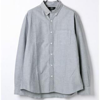 レイジブルー(RAGEBLUE)のレイジブルー 長袖シャツ ストレッチ グレー Mサイズ(シャツ)