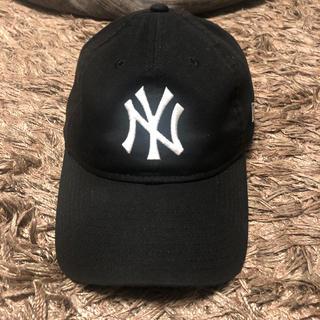 ニューエラー(NEW ERA)のニューエラ ニューヨークヤンキース キャップ ブラック(キャップ)