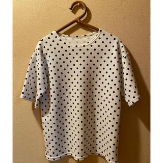 ロキエ(Lochie)のdot tops(シャツ/ブラウス(半袖/袖なし))