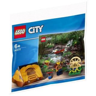 Lego - レゴ シティ ジャングル エクスプローラーキット 40177