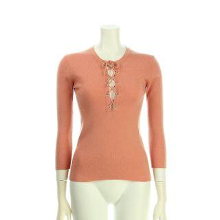 マイケルコース(Michael Kors)のマイケルコース 七分袖セーター サイズM(ニット/セーター)