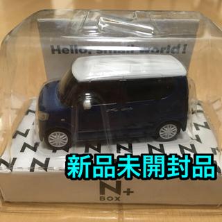 ホンダ(ホンダ)のHonda  N BOX+ LEDカーキーホルダー(ノベルティー品、非売品)(ノベルティグッズ)