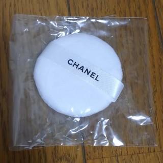 CHANEL - CHANEL  フェイスパウダー  パフ